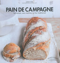 Vignette du livre Pain de campagne fait maison, sans machine, au four traditionnel - Cathy Ytak, David Japy, Sabrina Fauda-Role