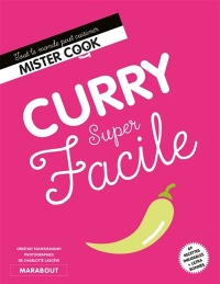 Vignette du livre Curry super facile