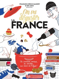Vignette du livre On va déguster la France