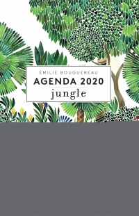 Vignette du livre Agenda Jungle 2020
