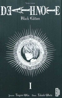 Vignette du livre Death Note : Black Edition T.1