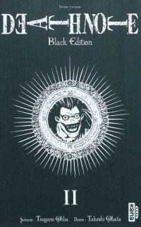 Vignette du livre Death Note : Black Edition T.2
