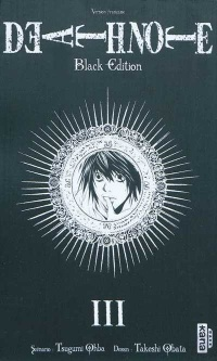 Vignette du livre Death Note : Black Edition T.3
