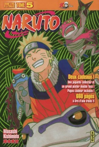 Vignette du livre Naruto : Version collector T.5