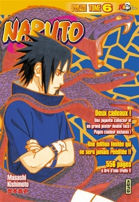 Vignette du livre Naruto : Version collector T.6