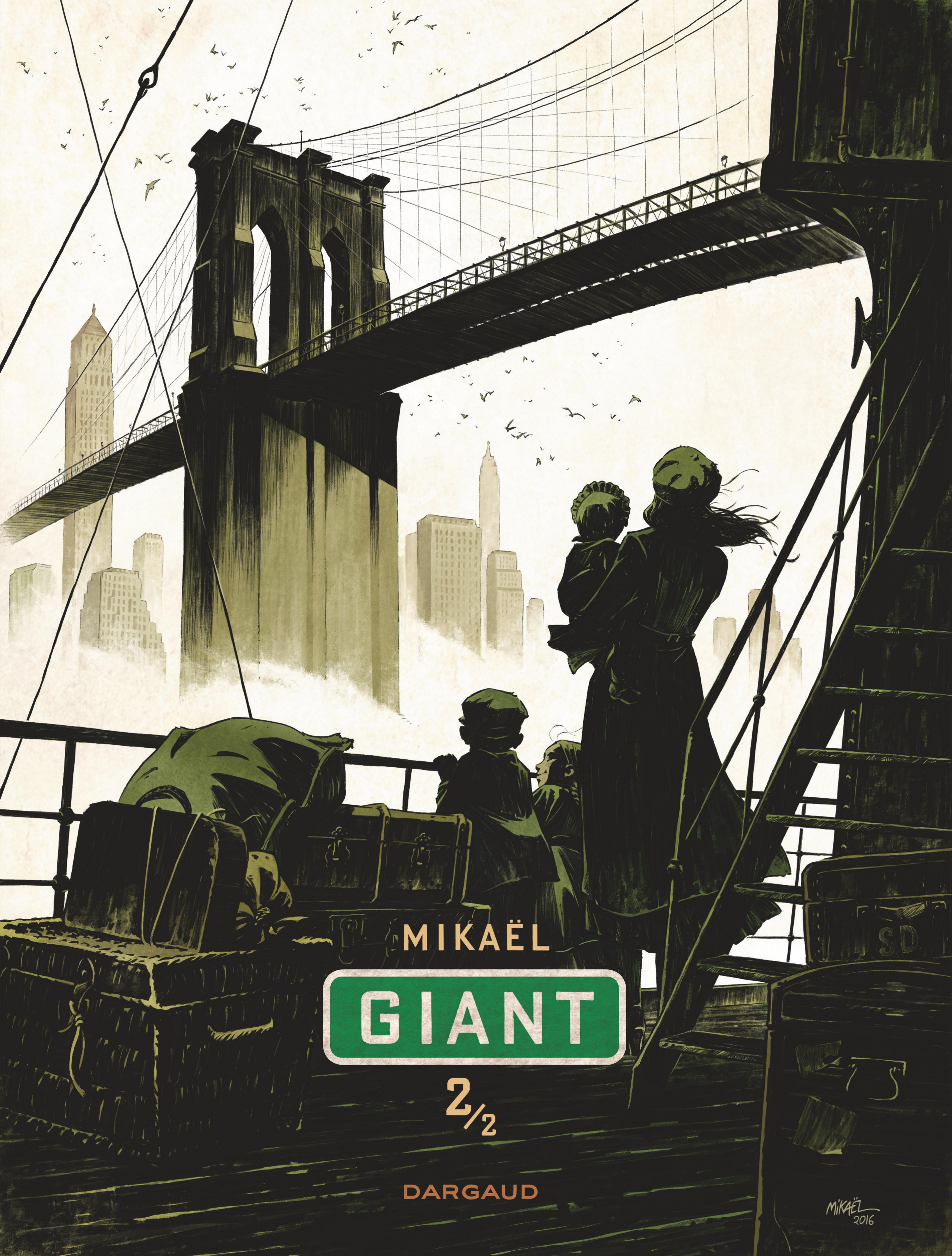 Giant T.2 -  Mikael