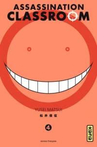 Vignette du livre Assassination Classroom T.4