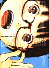 Vignette du livre Dead Dead Demon's Dededede Destruction T.1 - Inio Asano