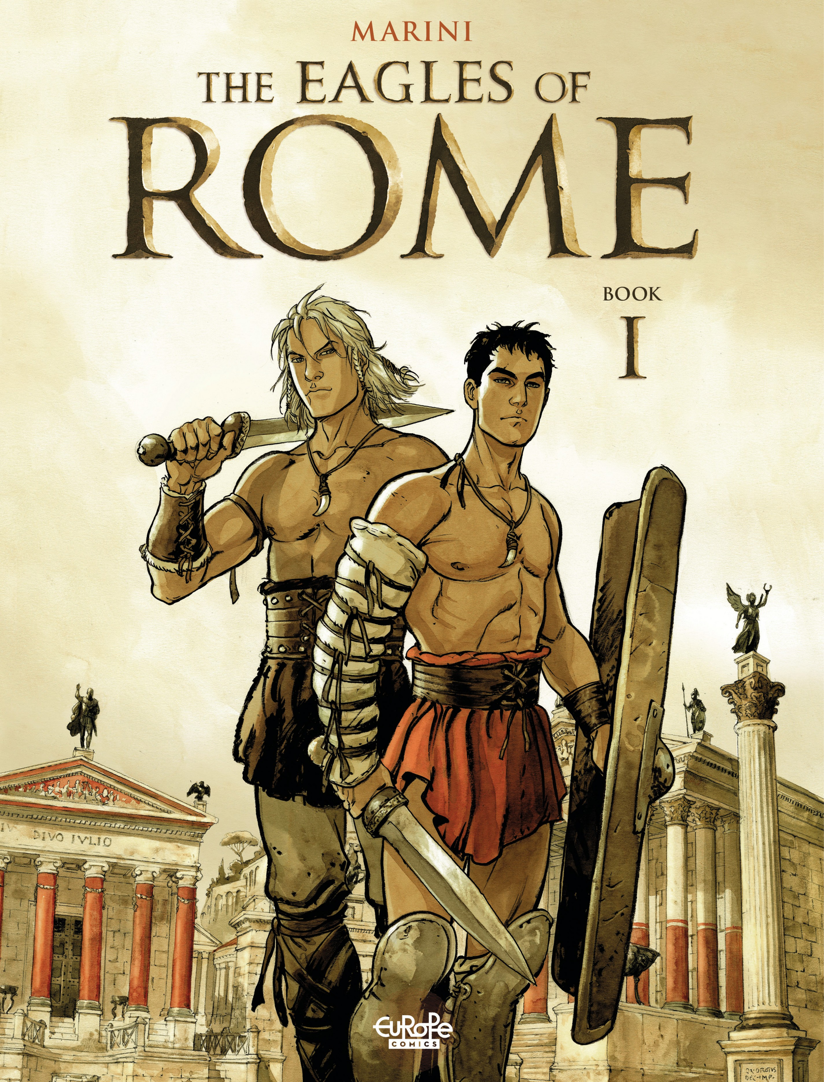 Vignette du livre The Eagles of Rome - Book I