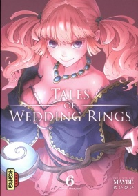 Vignette du livre Tales of Wedding Rings T.6