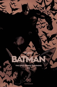 Batman : The Dark Prince Charming T.2  Éd. Collector - Enrico Marini