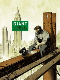 Giant : Fourreau T.1 et 2 + poster -  Mikael