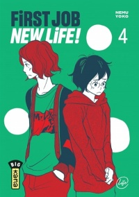 Vignette du livre First job new life ! T.4: First job new life !: Life