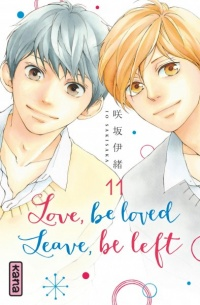 Vignette du livre Love, be Loved, Leave, be Left T.11