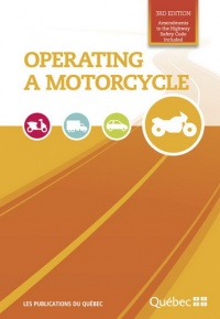 Vignette du livre Operating a Motorcycle