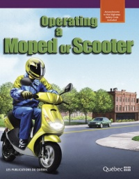 Vignette du livre Operating a Moped or Scooter