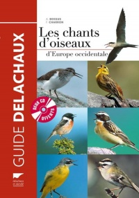Vignette du livre Chants d'oiseaux d'Europe occidentale (Les)