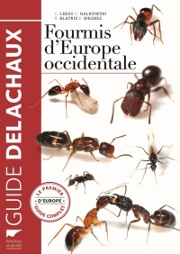 Vignette du livre Fourmis d'Europe occidentale