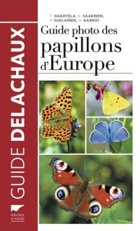 Vignette du livre Guide photo des papillons d'Europe