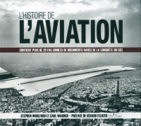 Histoire de l'aviation (L'), Carl Warner