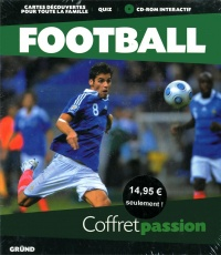 Vignette du livre Football + CD Rom