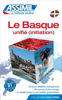Vignette du livre Le basque unifié: initiation