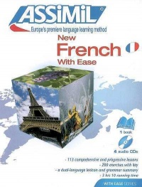 Vignette du livre New French With Ease (Assimil Method Books - Book and CD Edition)