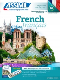 Vignette du livre Français: language proficiency level attained B2, beginners &