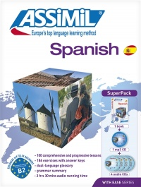 Vignette du livre Spanish: super pack