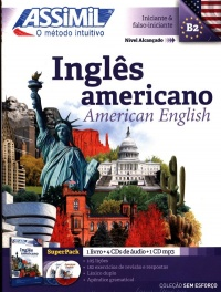Vignette du livre American English: 1 CD MP3
