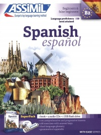 Vignette du livre Spanish: 4 CD audio
