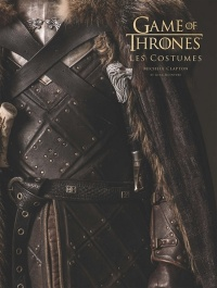 Vignette du livre Game of Thrones : les costumes