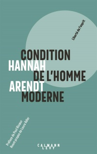 Condition de l'homme moderne, Laure Adler