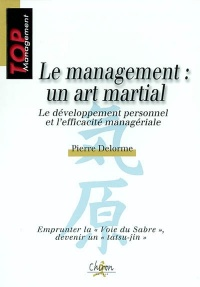 Vignette du livre Management (Le) : un Art Martial