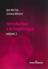 Vignette du livre Introduction à la linguistique T.2