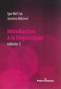 Vignette du livre Introduction à la linguistique T.3