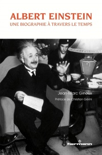 Vignette du livre Albert Einstein : une biographie à travers le temps