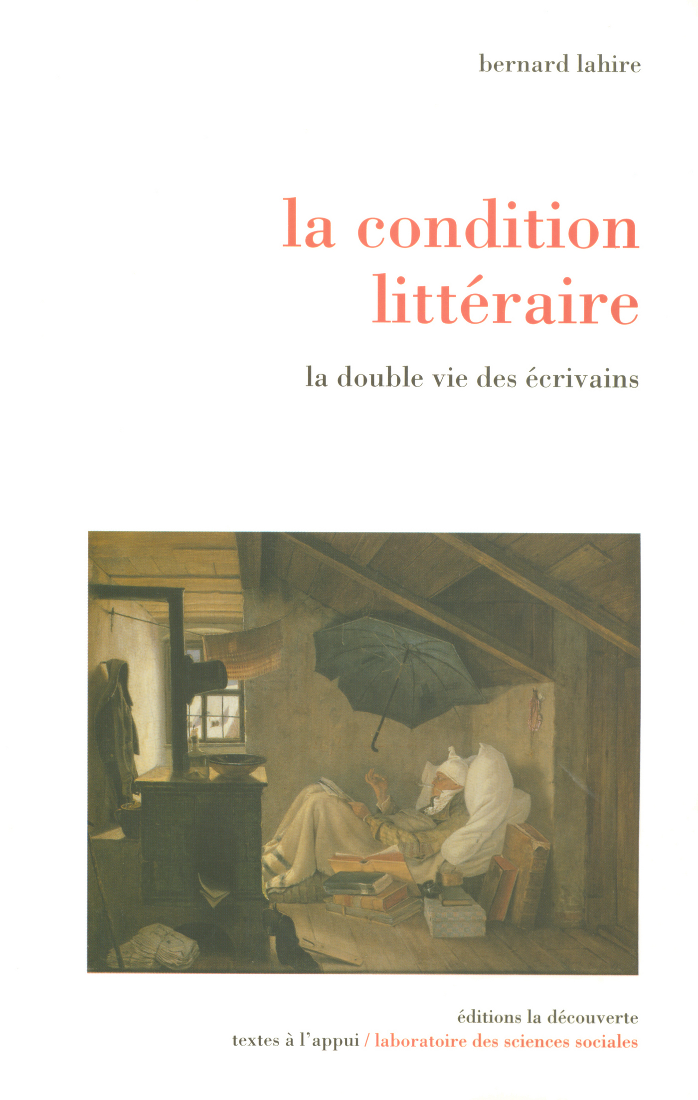 Vignette du livre CONDITION LITTERAIRE -LA