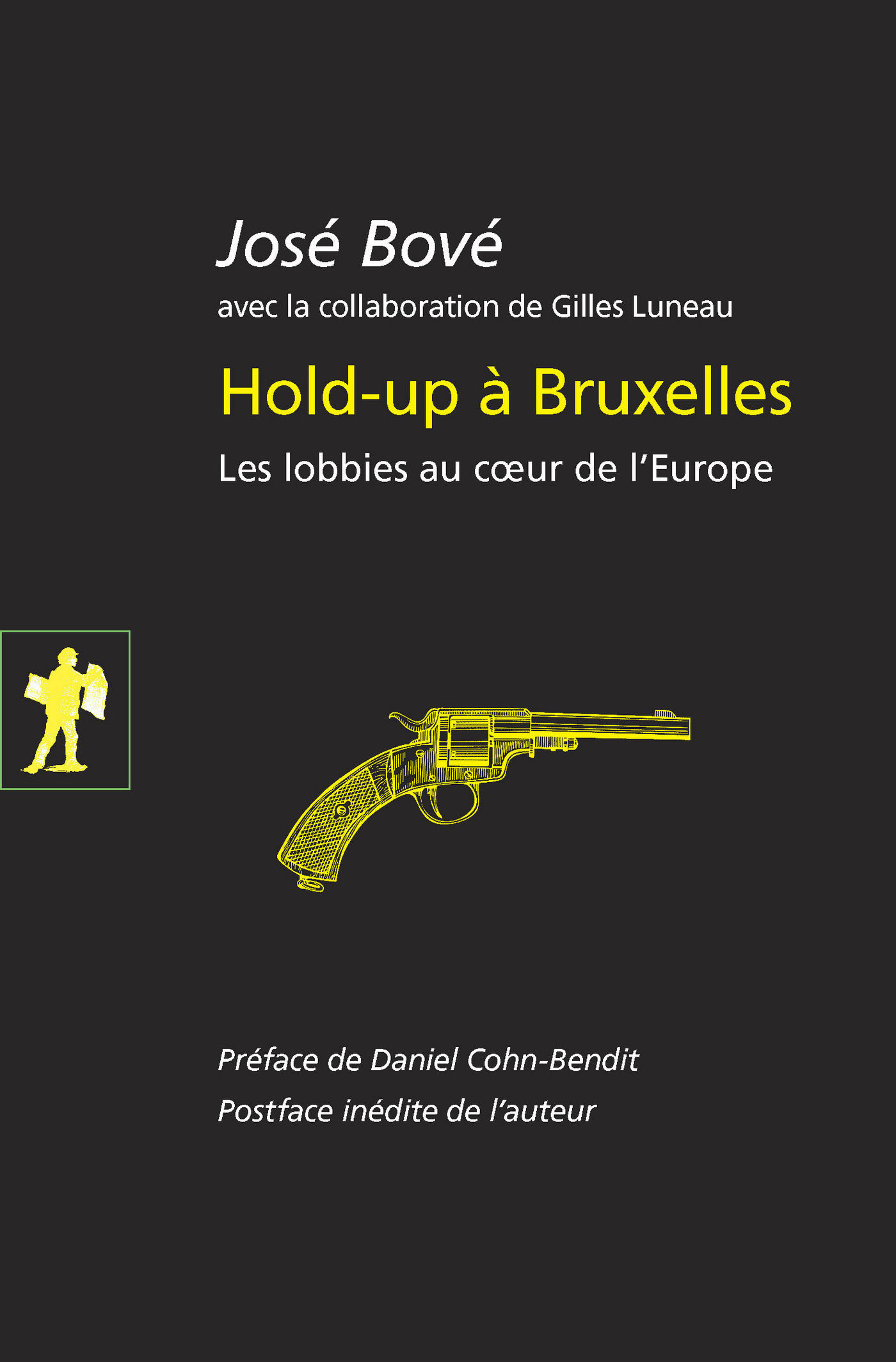 Vignette du livre Hold-up a bruxelles