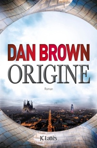 Vignette du livre Origine - Dan Brown