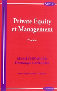 Vignette du livre Private equity et management