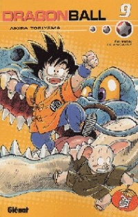 Vignette du livre Dragon Ball double T.9