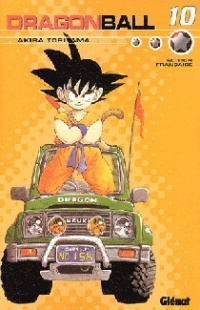 Vignette du livre Dragon Ball double T.10