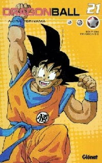 Vignette du livre Dragon Ball double T.21
