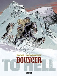 Vignette du livre Bouncer T.8 : To Hell