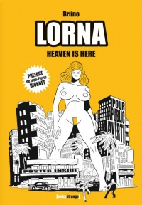 Lorna : Heaven is Here, Jean-Pierre Dionnet