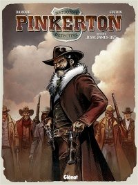 Pinkerton T.1: Dossier Jesse James: 1875, Paolo Francescutto