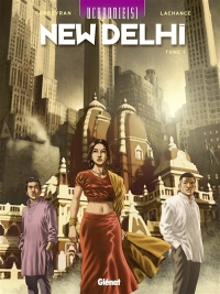 Vignette du livre Uchronie(s):Cycle 2 : New Delhi T.1