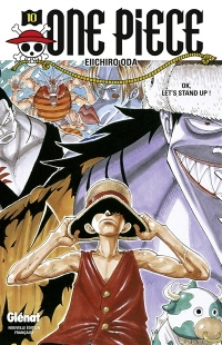 Vignette du livre One Piece T.10 : OK, Let's Stand up !