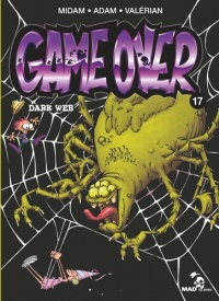 Vignette du livre Game Over T.17 : Dark Web